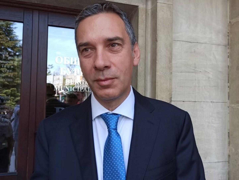 Г-н Димитър Николов /кмет на гр. Бургас/: С решението за Индустриалния парк показахме, че сме готови за инвеститорите във втората фаза