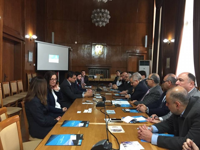 Делегати от Ливанска република посетиха Бургас