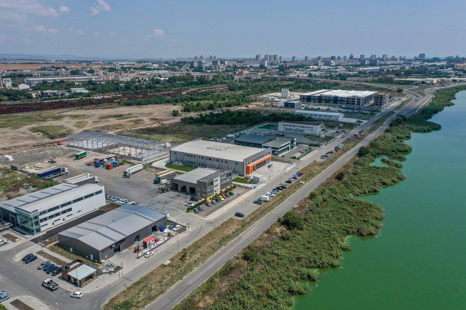 Индустриалният парк се разраства! Още две чуждестранни компании избраха Бургас