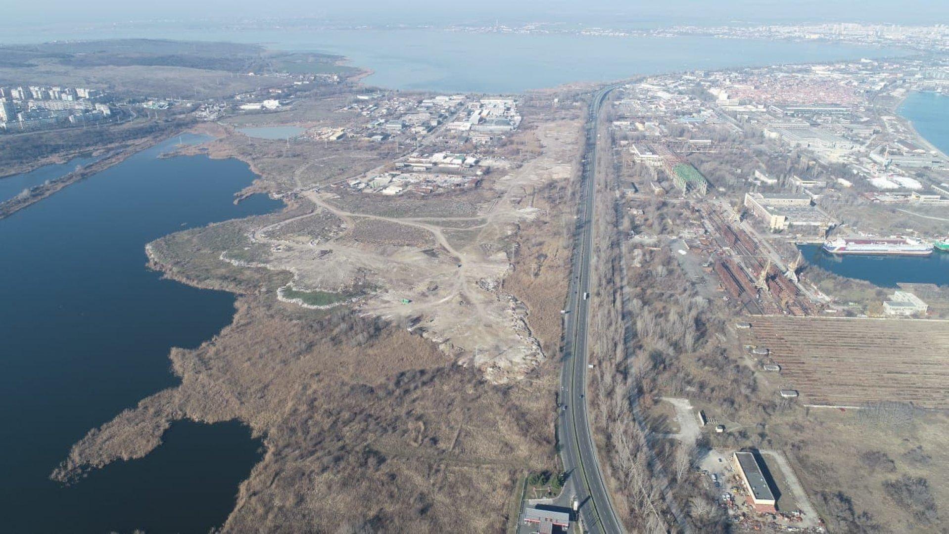 Ето кои са първите три заявени инвестиции във Втората Фаза на Индустриален парк Бургас: