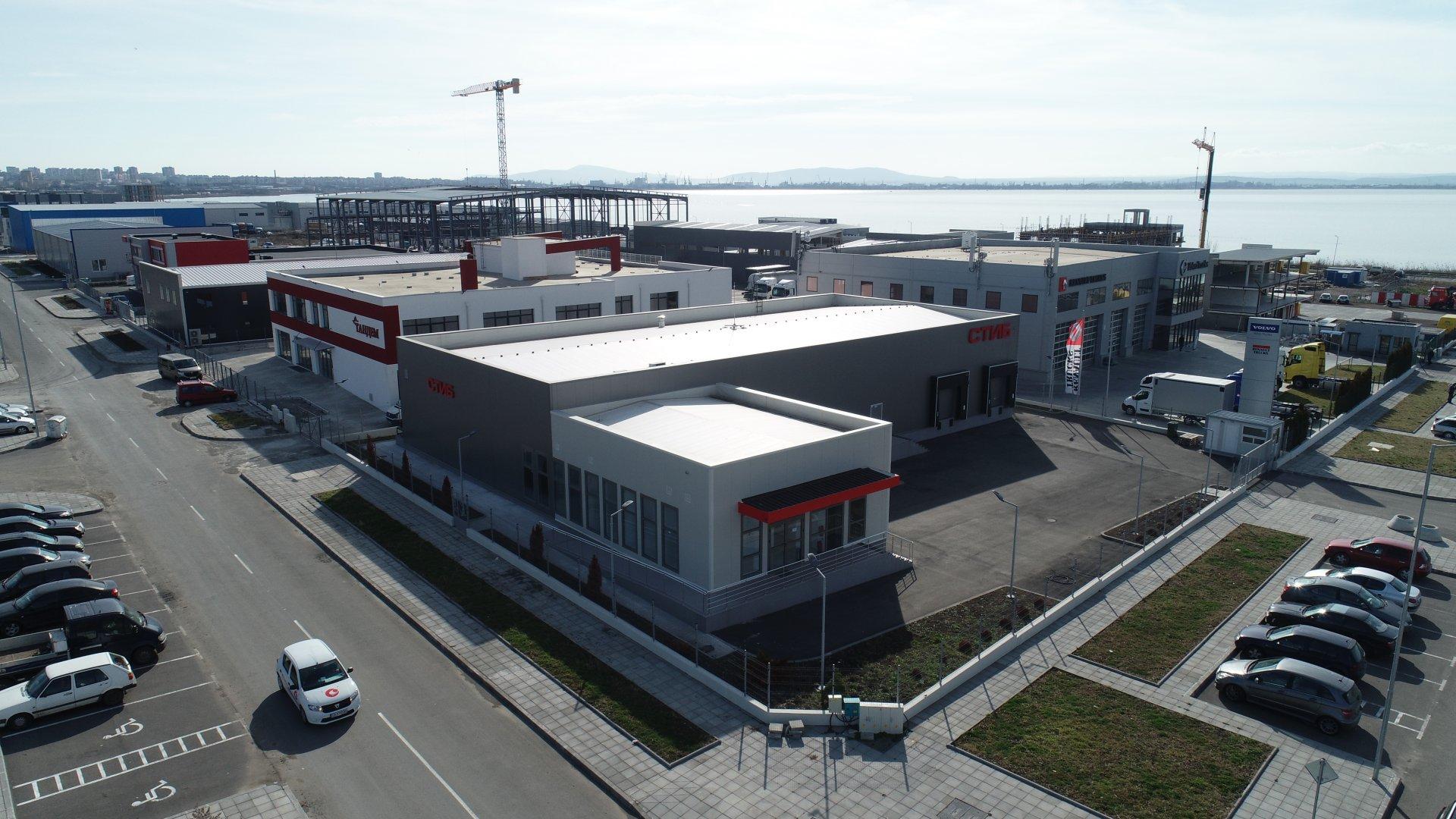 Производствена база на