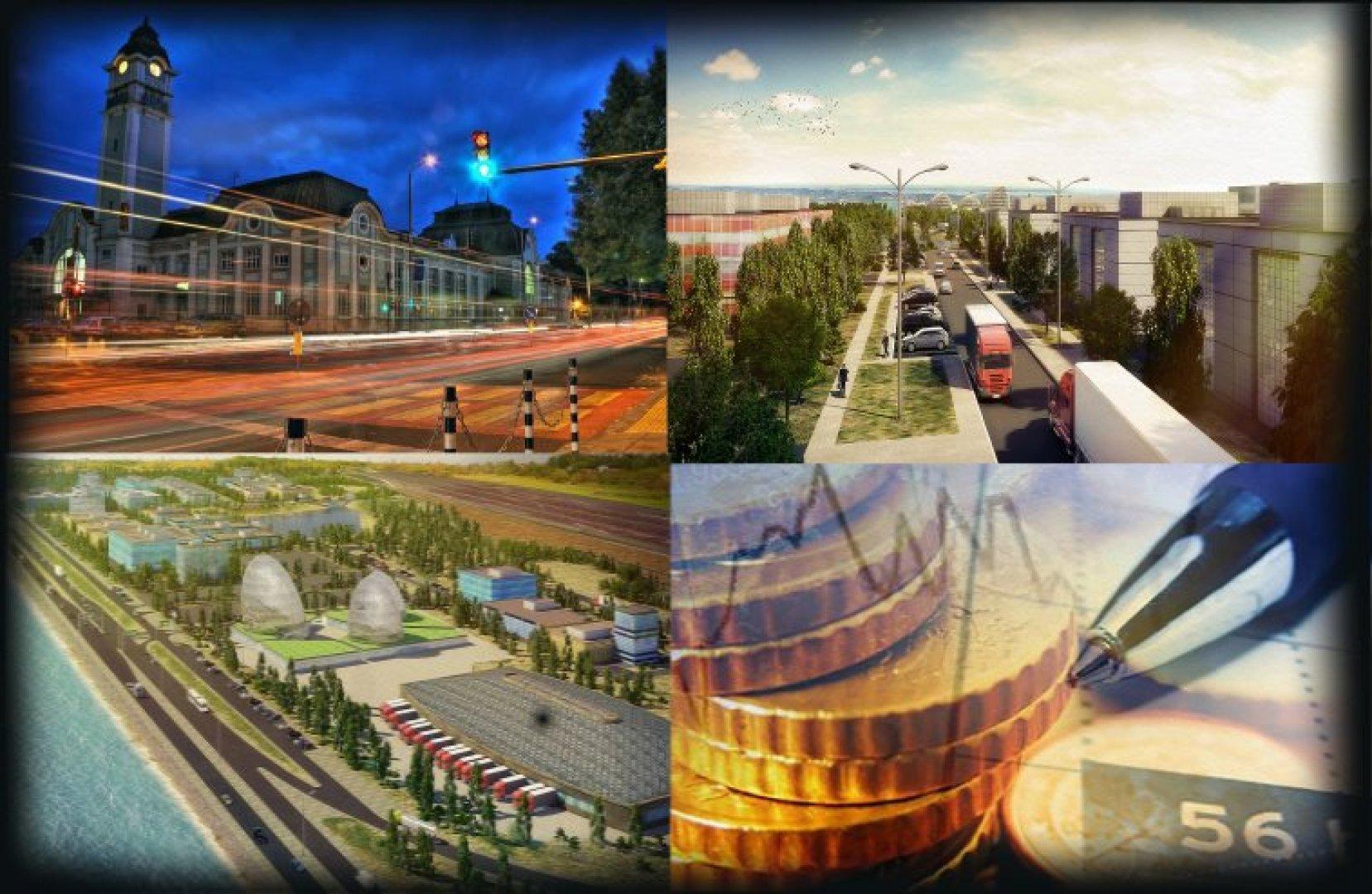 Индустриалният потенциал на Бургас